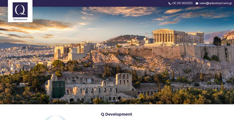 q development cover