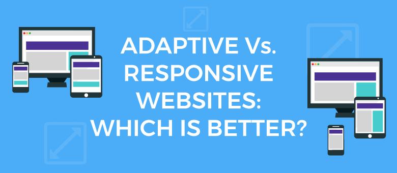 adaptive responsive website computer phone tablet